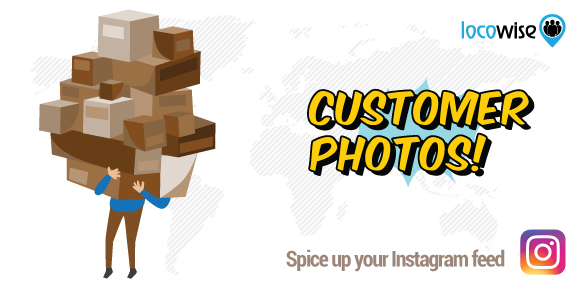 Instagram Feed - Customer Photos