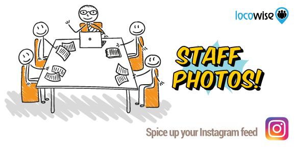 Instagram Feed - Staff Photos