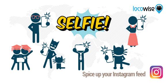 Instagram Feed - Selfies