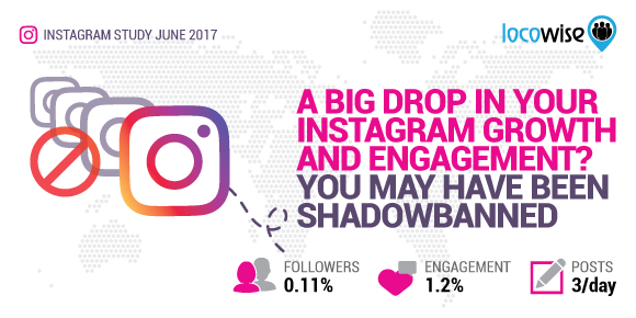 A Big Drop In Your Instagram Growth And Engagement? You May Have Been Shadowbanned
