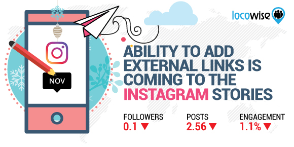 Ability To Add External Links Is Coming To The Instagram Stories