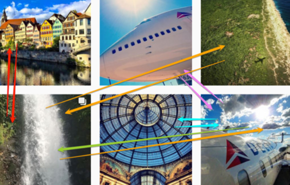 Delta Airlines Instagram