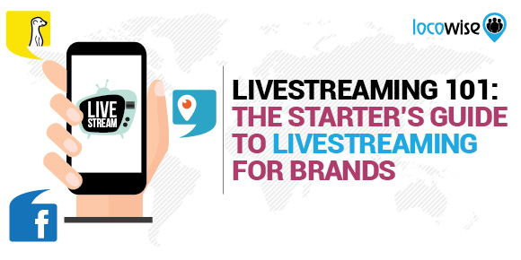 Livestreaming 101: The Starter's Guide To Livestreaming For Brands