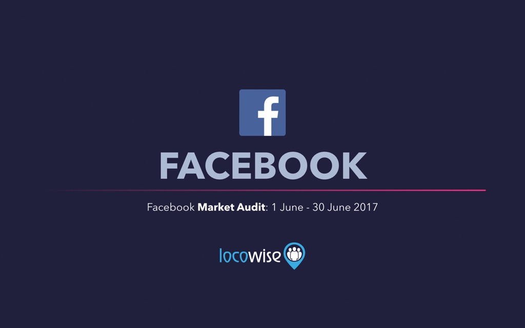 Facebook Market Audit
