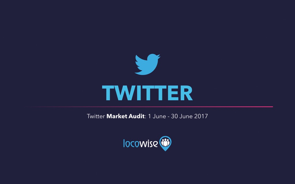 Twitter Market Audit
