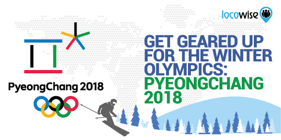 Get Geared Up For The Winter Olympics: PyeongChang 2018