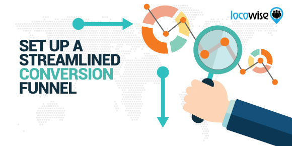 Streamlined Conversion Funnel