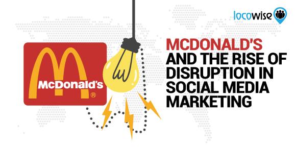 McDonald's Social Media Marketing