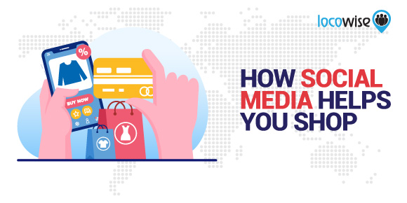 How social media helps you shop