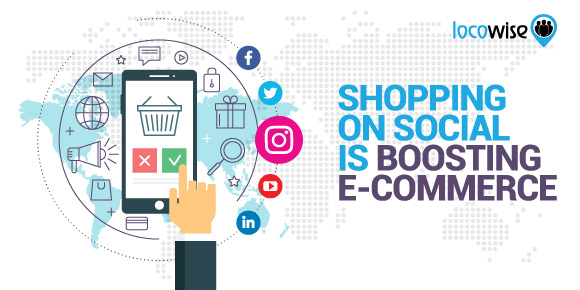 Shopping On Social Is Boosting e-Commerce