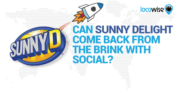 Can Sunny Delight Come Back From The Brink With Social?
