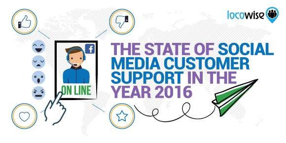 The State Of Social Media Customer Support In The Year 2016