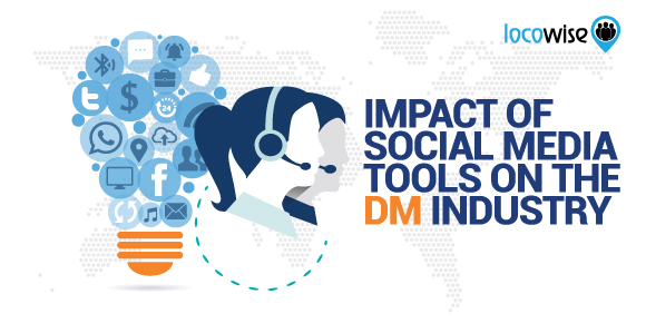 Impact of Social Media Tools on the DM Industry