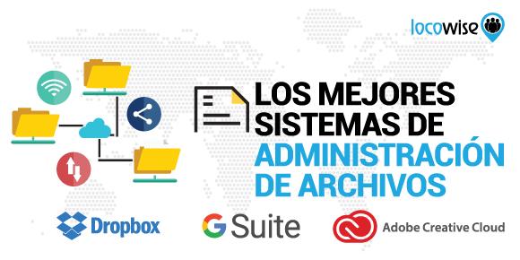 Los Mejores Sistemas de Administración de Archivos