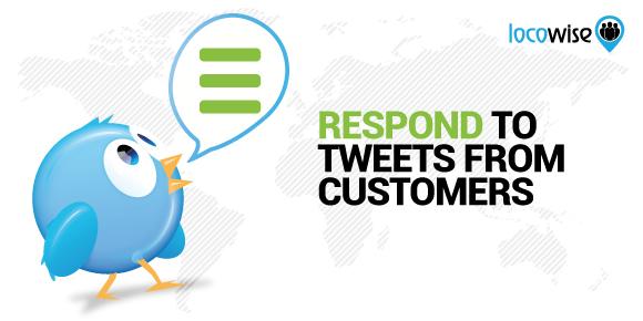 Respond to tweets