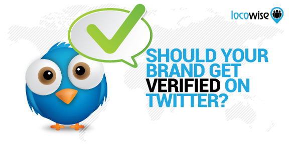 twitter Brand verification