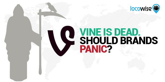Vine Is Dead. Should Brands Panic?